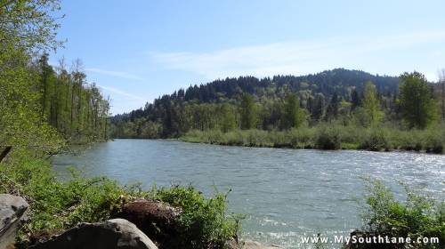 Middle Fork River, Springfield