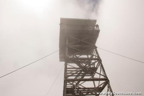 Fairview Peak Lookout Tower